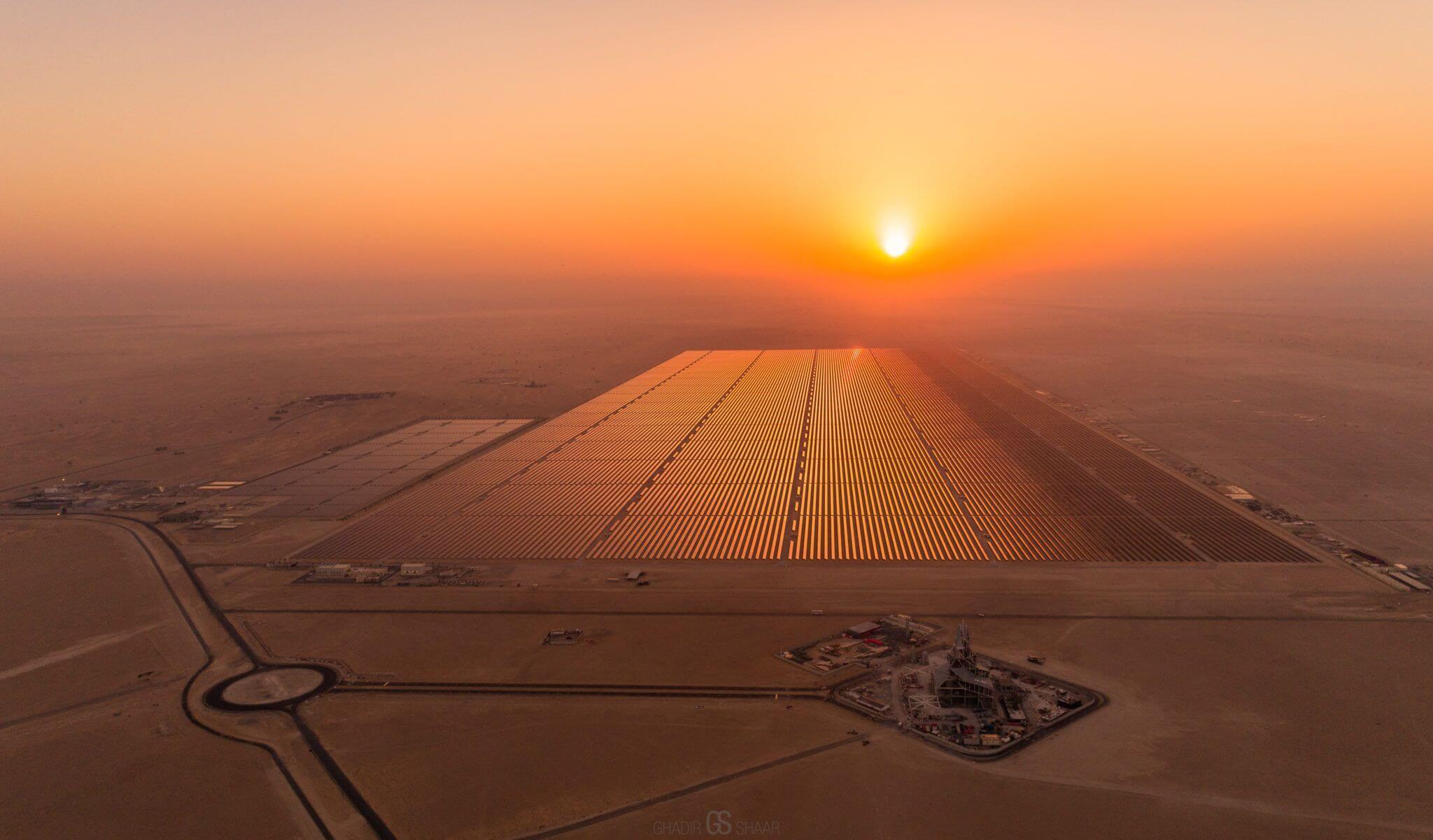 Benban Solar Park, Egito