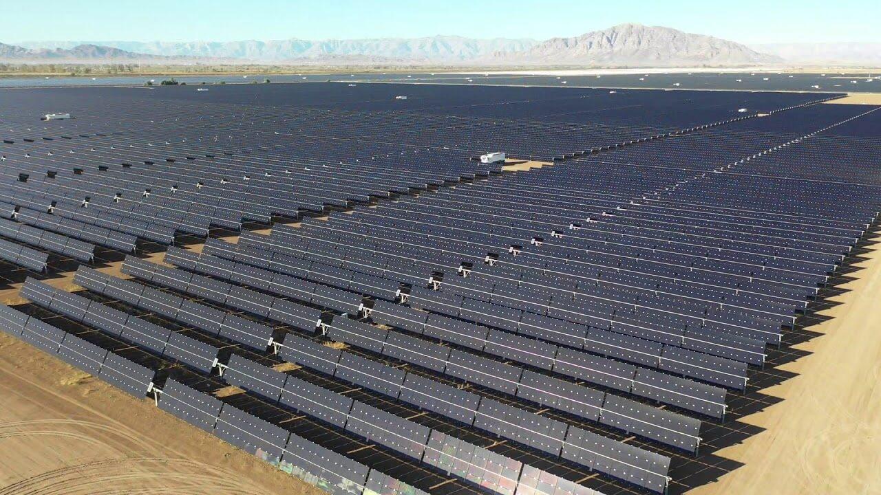 Solar Star Projects, Estados Unidos