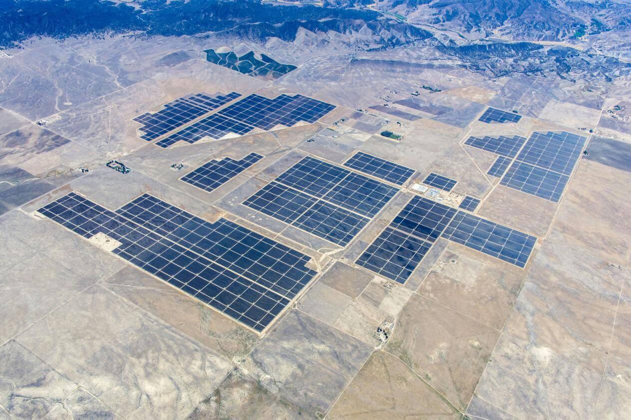 Topaz Solar, EUA